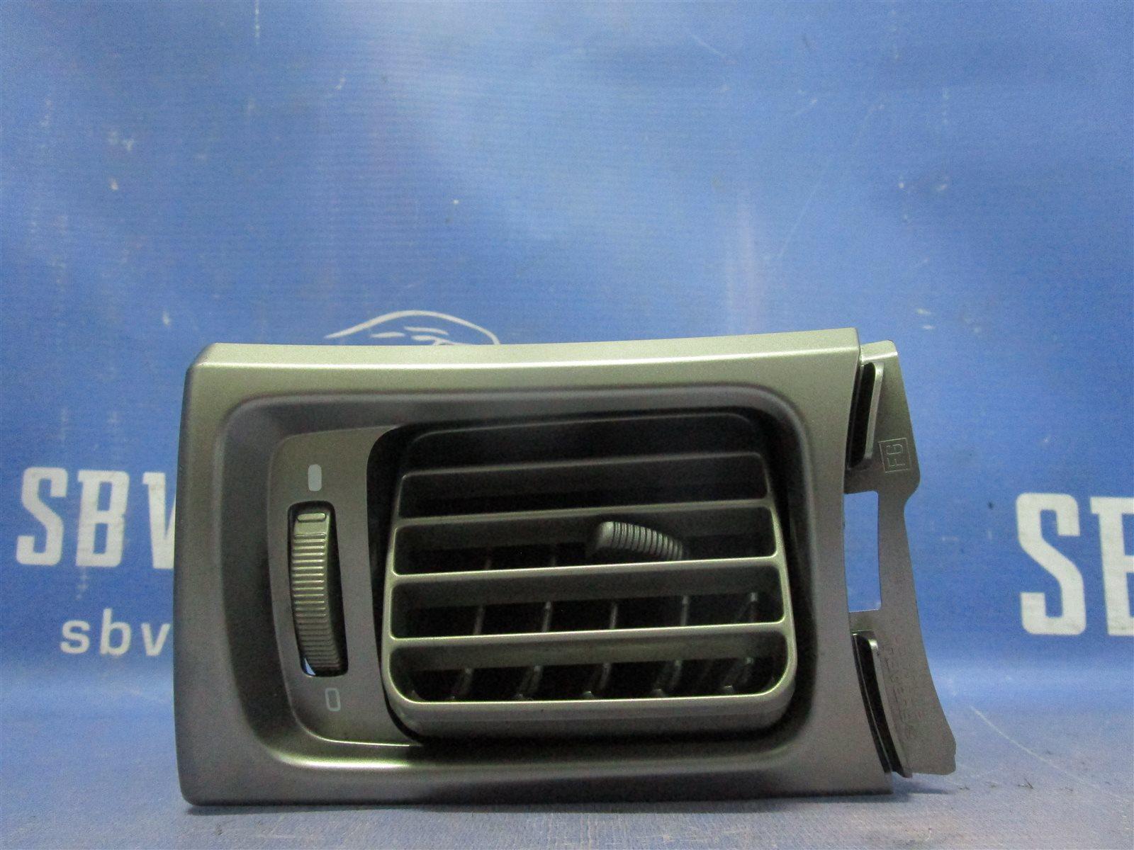 Дефлектор Subaru Forester SH5 EJ205
