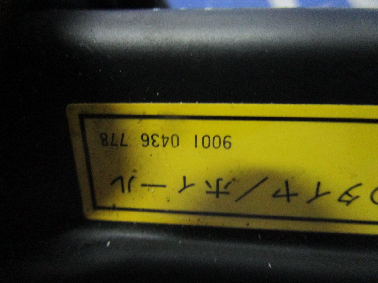 Домкрат 5-series 1999 E39 M52 228