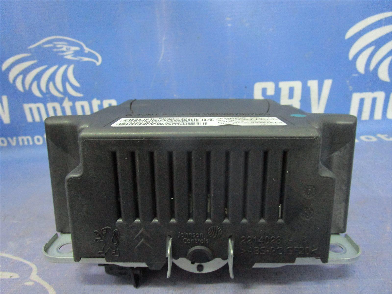 Дисплей информационный Peugeot 3008 EP6CDT 10 FJBW