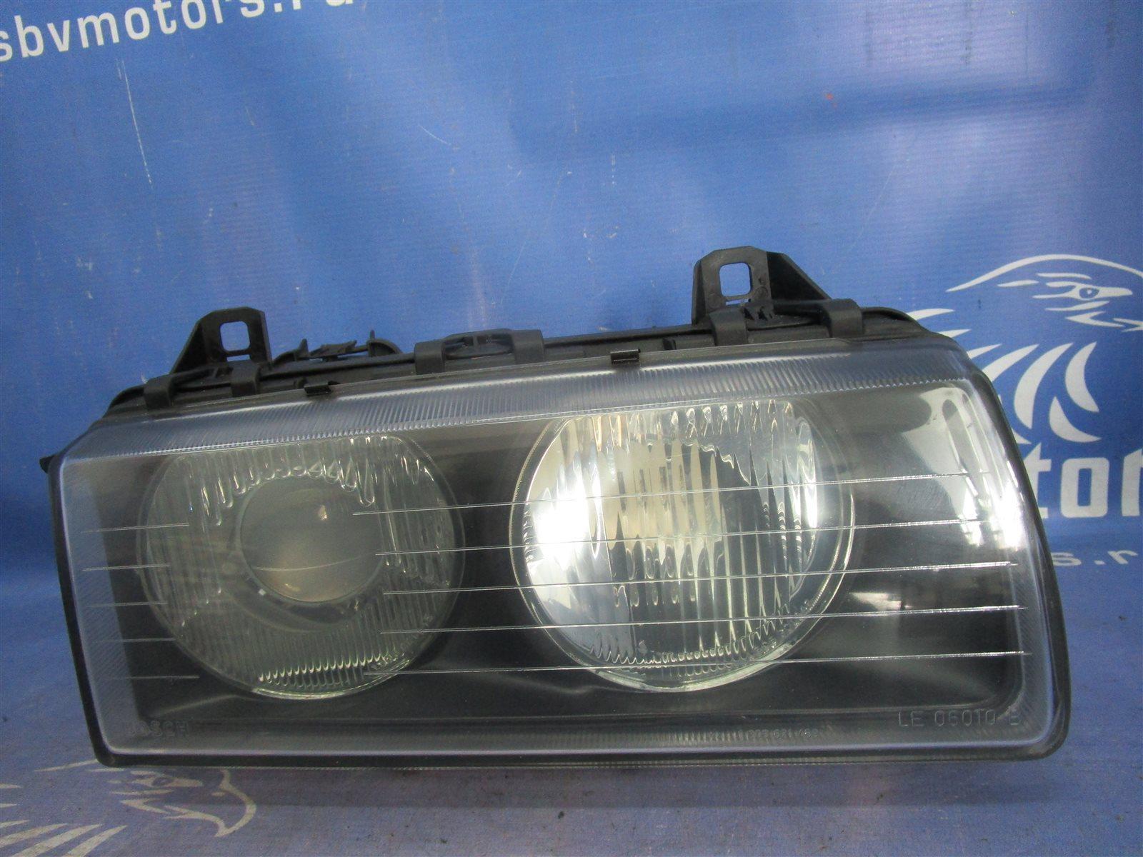 Фара передняя левая BMW 3-series 1994 E36 / E36/2 M50 B25 631283535969 контрактная