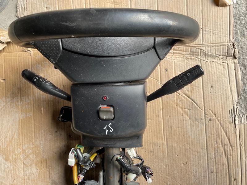 Кожух рулевой колонки Subaru Outback 2004 B13 (BP) EJ253 34341-AG010-JC Б/У