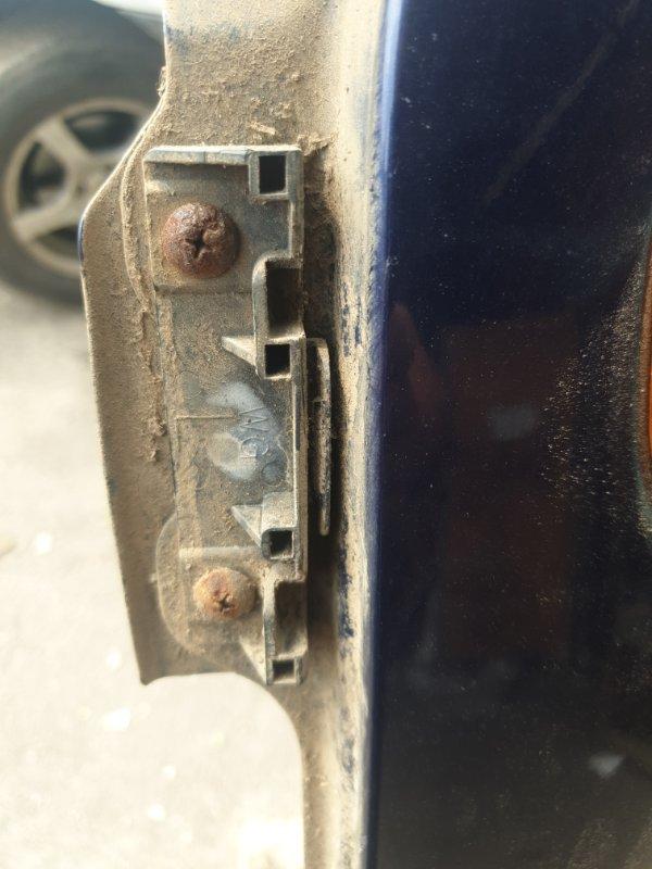 Крепление бампера переднее левое Subaru Impreza 2002 GG Ej201 57765fe010 контрактная