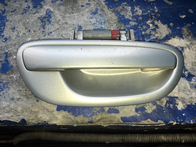 Ручка двери внешняя задняя правая Subaru 61022ag000ga контрактная