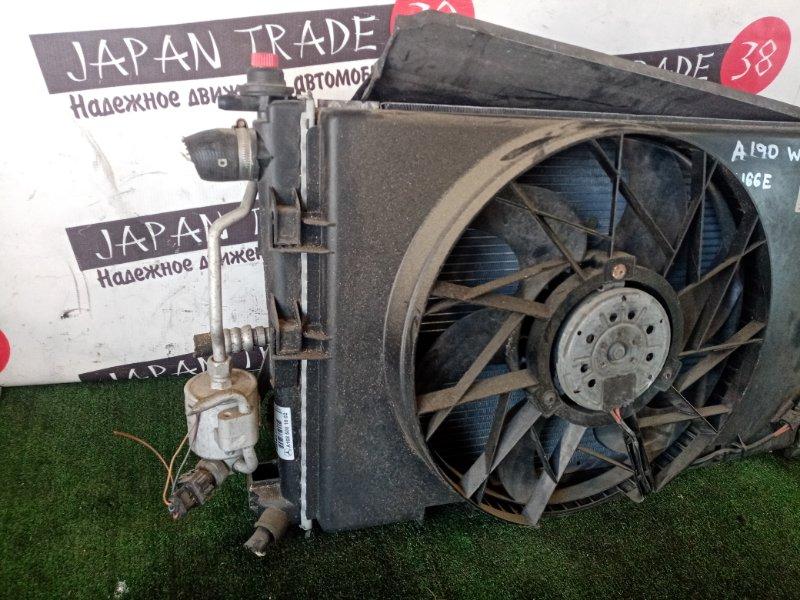 Радиатор охлаждения двигателя A-CLASS A190