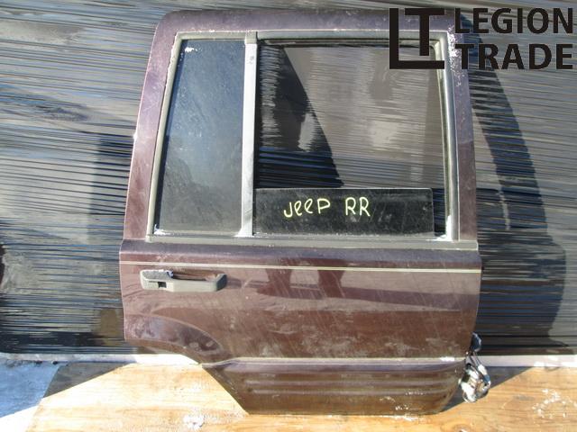 Дверь задняя правая JEEP GRAND CHEROKEE ZJ AMC242 608MX13 контрактная