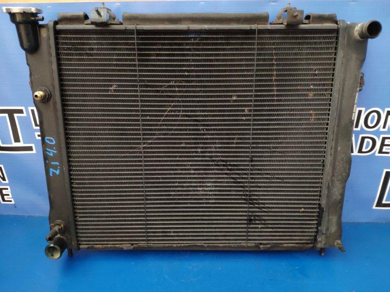 Радиатор основной JEEP GRAND CHEROKEE 1998 ZJ AMC242 52079428AB контрактная