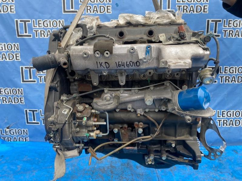 Двигатель LAND CRUISER PRADO KDJ120 1KDFTV