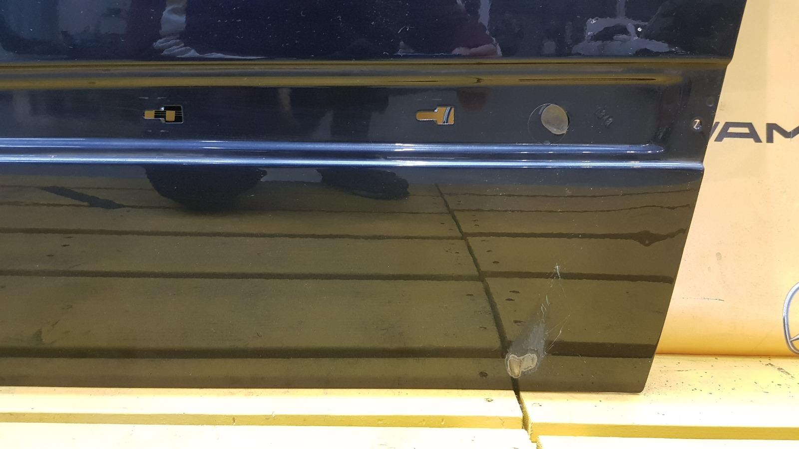 Дверь передняя левая 2004 W639 M112.951 3.2