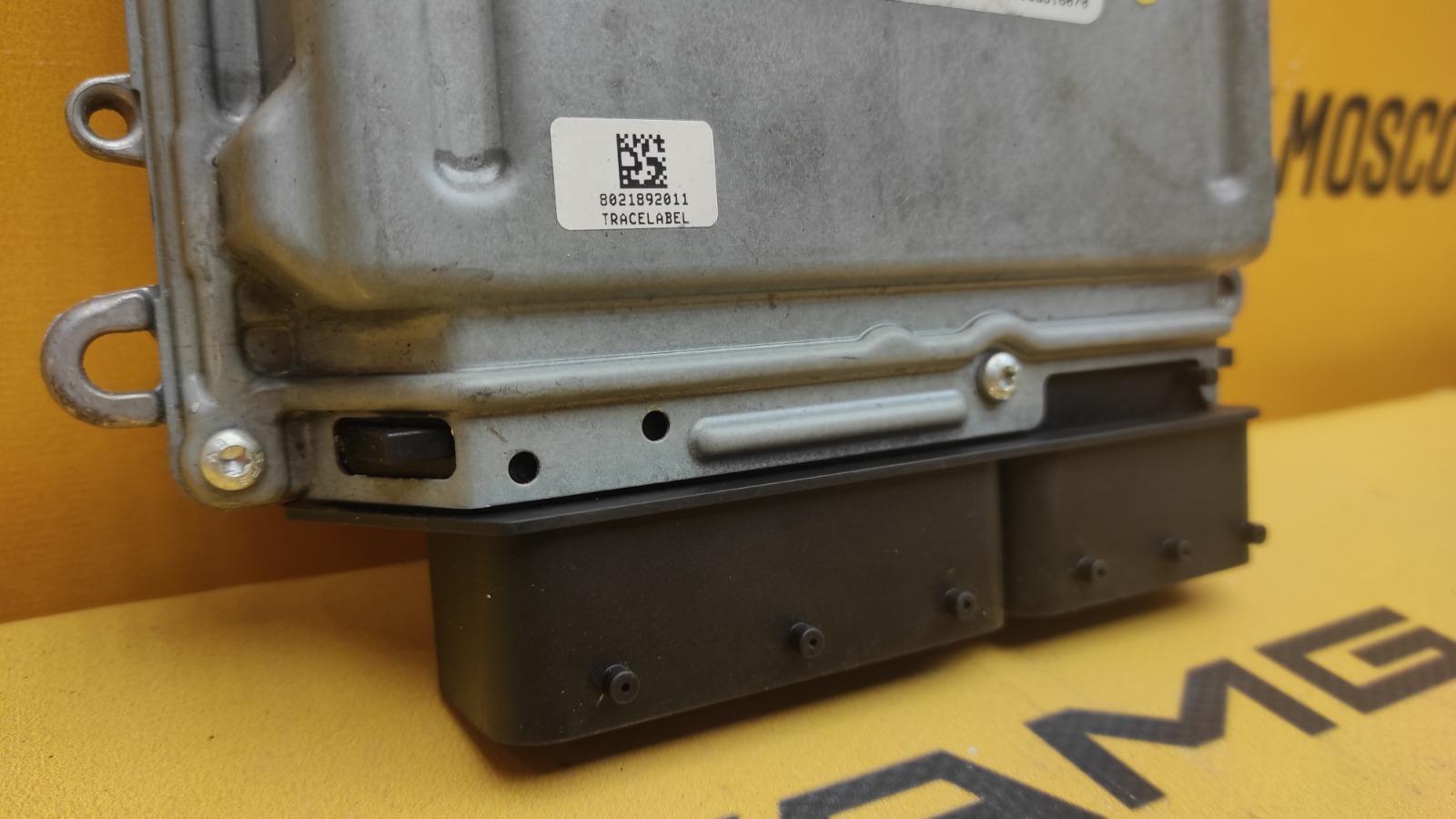 ЭБУ двигателя Mercedes-Benz W211 OM642.920 3.0