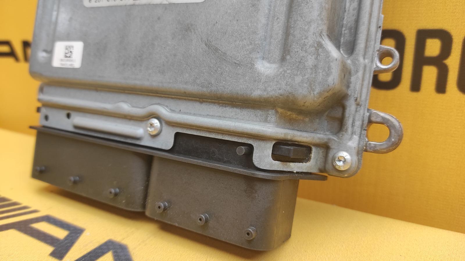 ЭБУ двигателя 2006 W211 OM642.920 3.0
