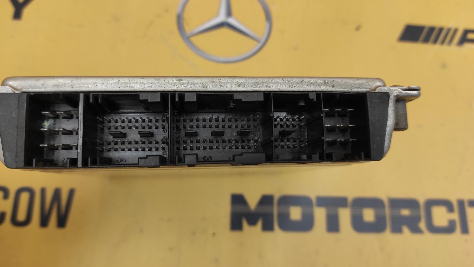 ЭБУ двигателя Mercedes-Benz W639 M112.951 3.2