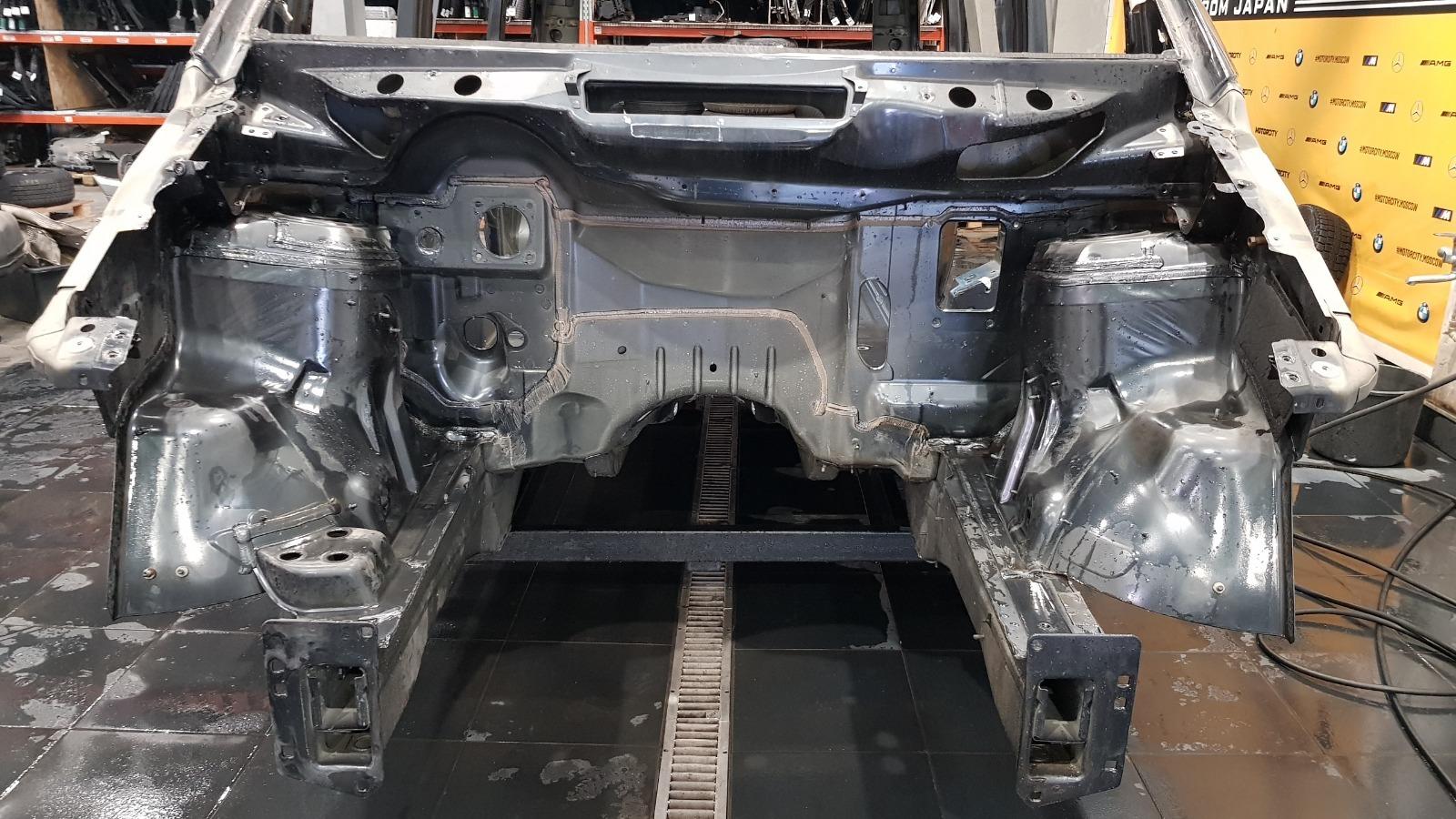Кузов передний Mercedes-Benz W639 M112.951 3.2