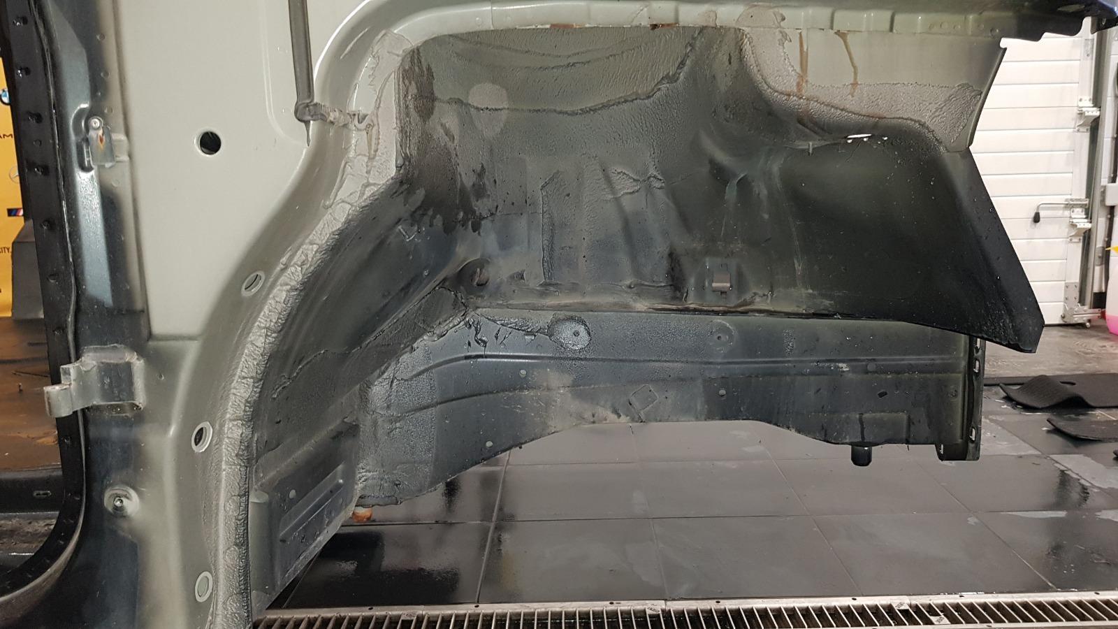 Кузов передний 2005 W639 M112.951 3.2