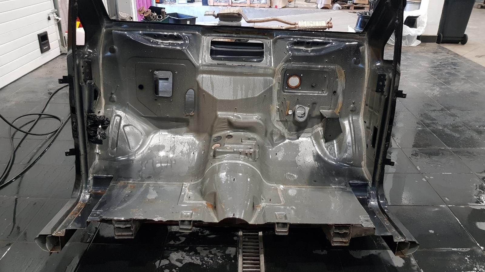 Кузов передний 2004 W639 M112.951 3.2