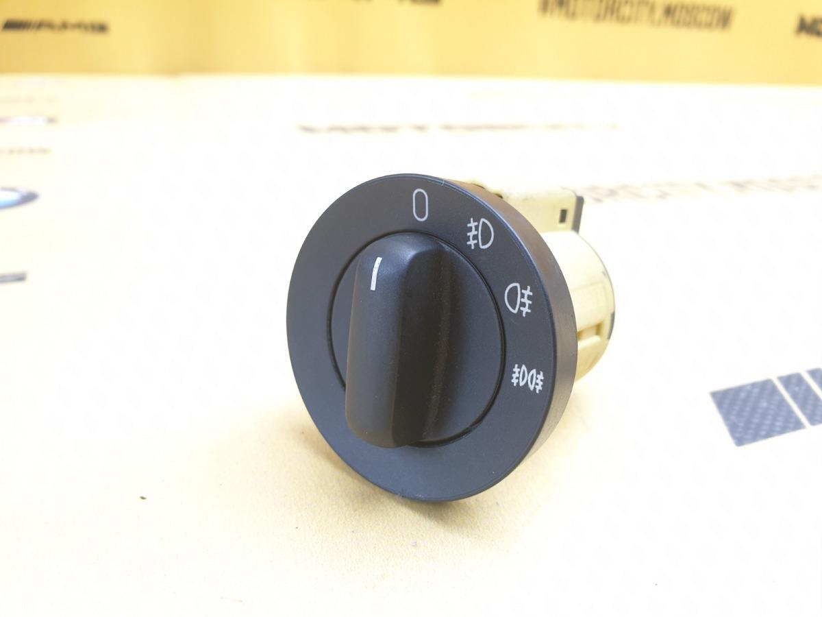 Кнопка ПТФ BMW 2001 E38 M60B40 4.0 61318352215 контрактная