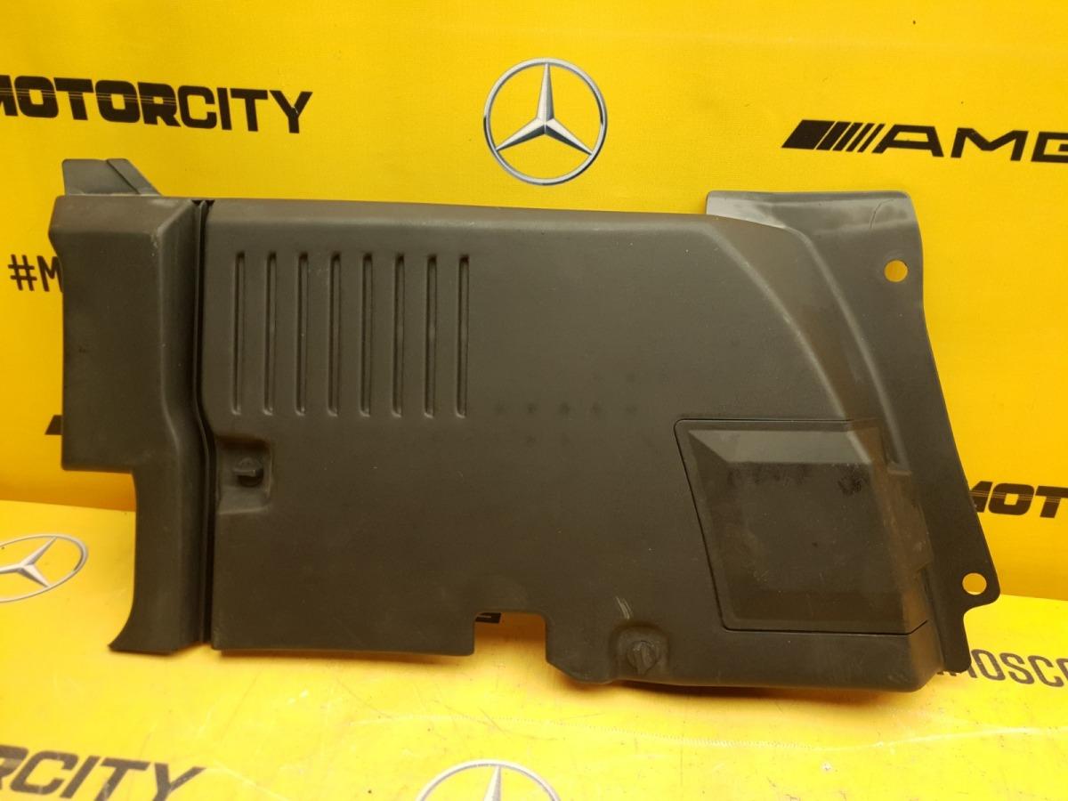 Накладка подкапотная передняя левая Mercedes-Benz 1997 W140 M104.994 3.2 1408202078 контрактная
