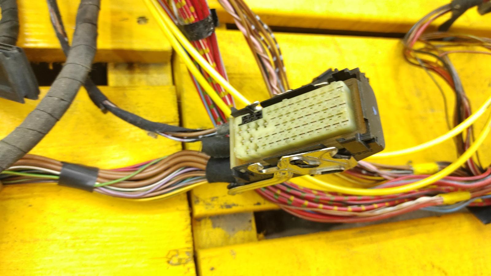 Проводка 1996 W210 M119.980 5.0