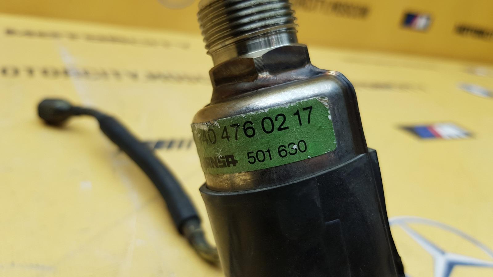 Охладитель топлива Mercedes-Benz W140 M104.994 3.2