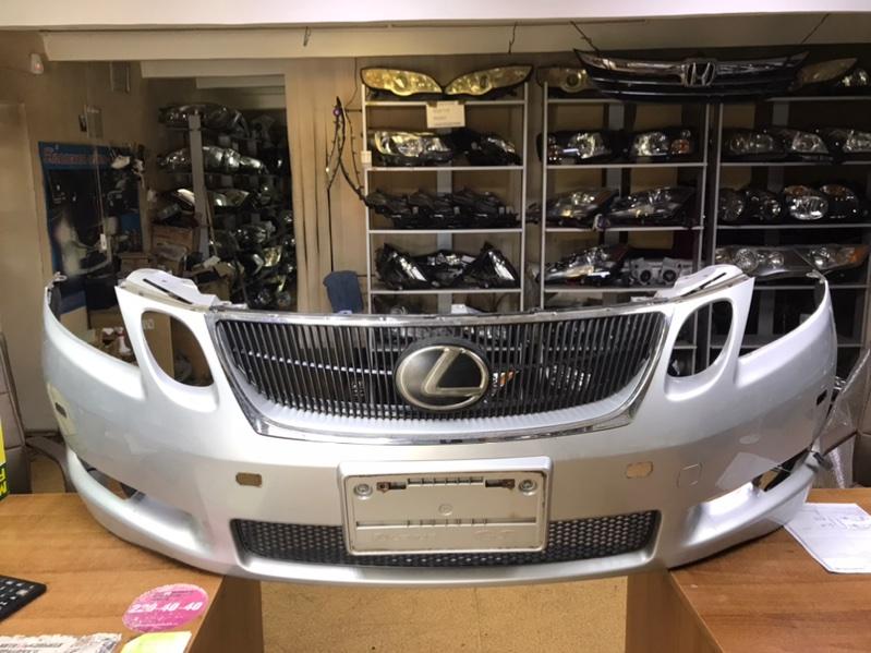 Бампер передний Lexus GS300 2005-2008 GRS190 Б/У