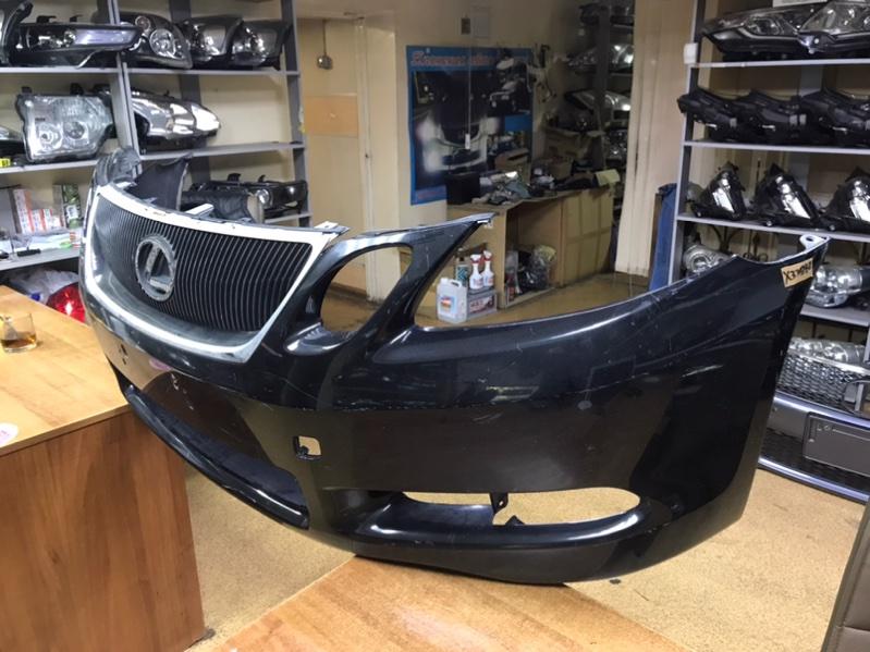 Бампер передний Lexus GS300 GRS190