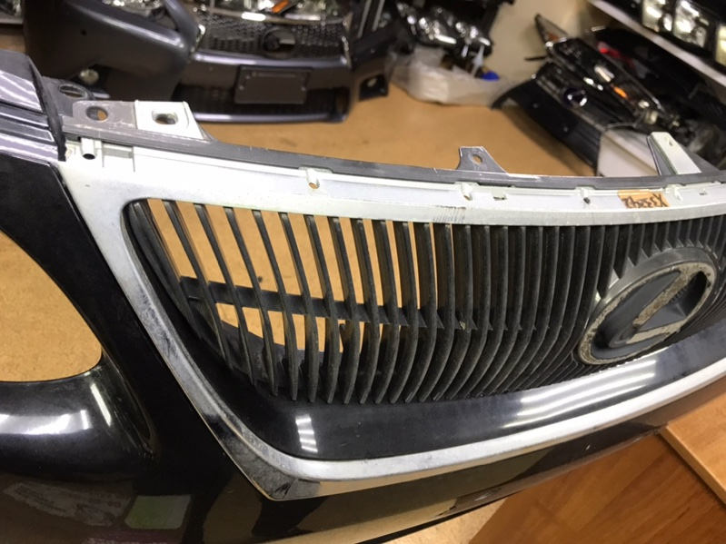 Бампер передний GS300 2005-2008 GRS190