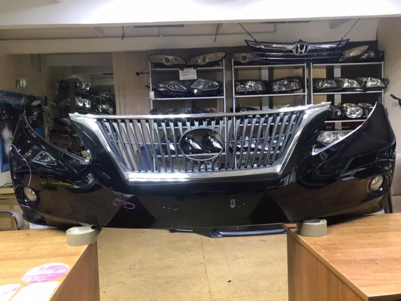Бампер передний Lexus RX270 RX350 2009-2011 AGL10 Б/У