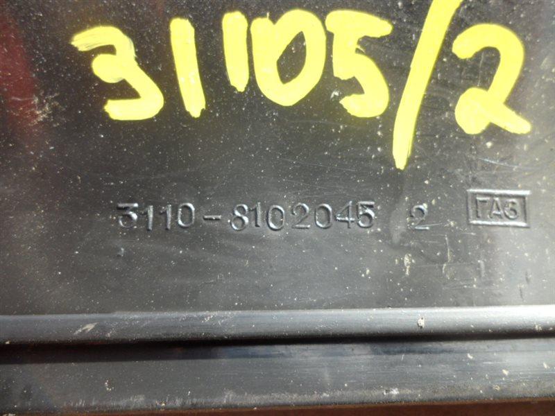 Воздуховод 31105 2007 седан Chrysler 2.4L
