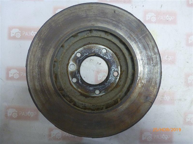 Диск тормозной передний правый Touareg 1 2002-2010 7LA