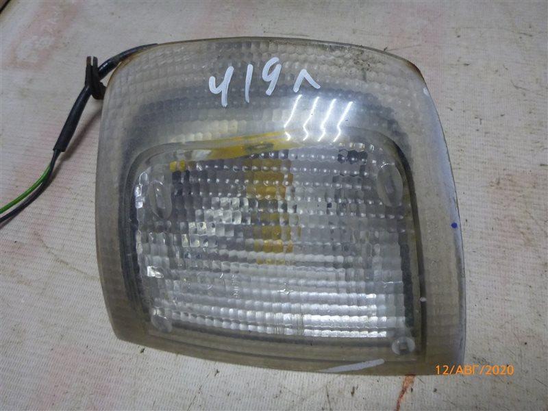 Поворотник передний левый ГАЗ 3110 2001 седан 40210D Б/У