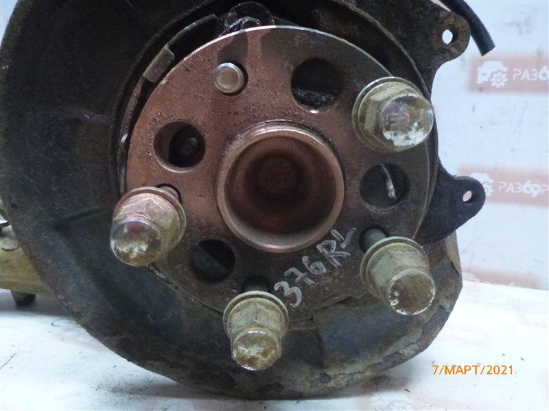 Кулак поворотный задний левый Chery Tiggo T11 4G64S4M