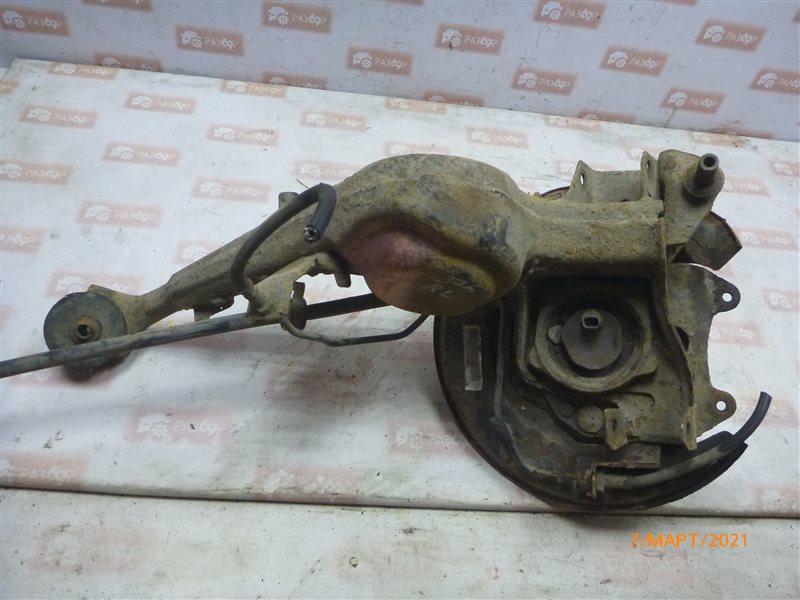 Кулак поворотный задний левый Tiggo 2007 T11 4G64S4M