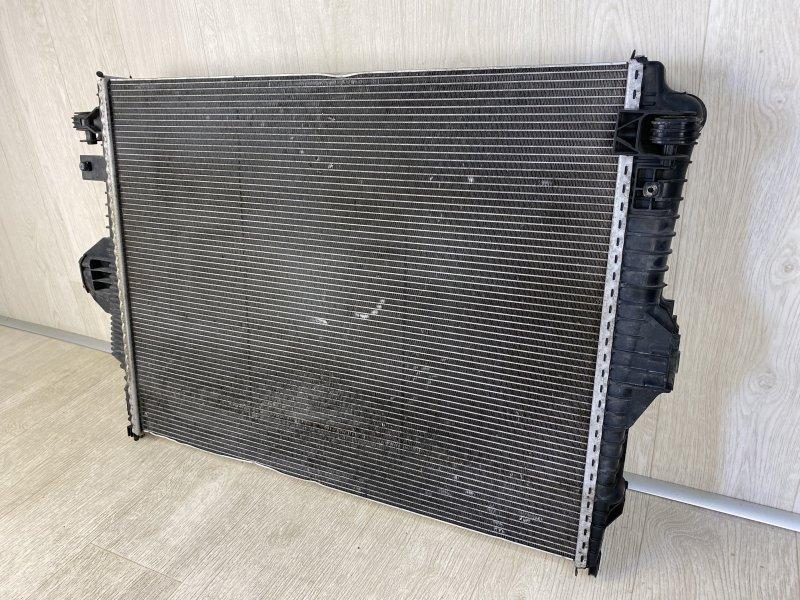 Радиатор основной CAYENNE S HYBRID 2010 958 M06.EC