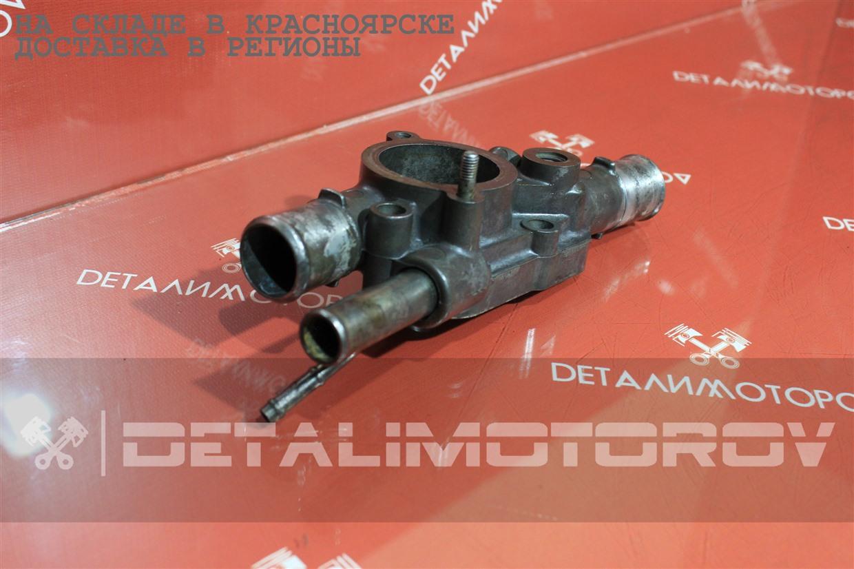 Корпус термостата Toyota 5E-FE 16333-11121 Б/У