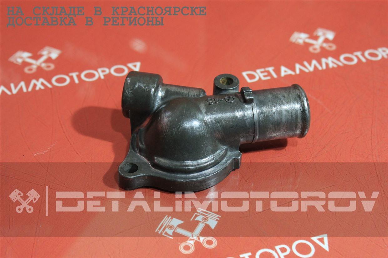 Крышка термостата Toyota 5E-FE 16321-11011 Б/У