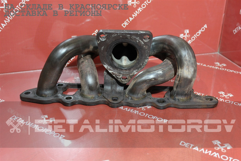 Коллектор выпускной Mazda YF YF0913450 Б/У