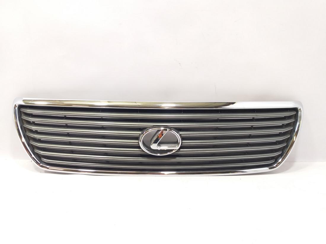 Решетка радиатора Toyota Celsior 2000 UCF30 3UZFE 53112-50090 контрактная