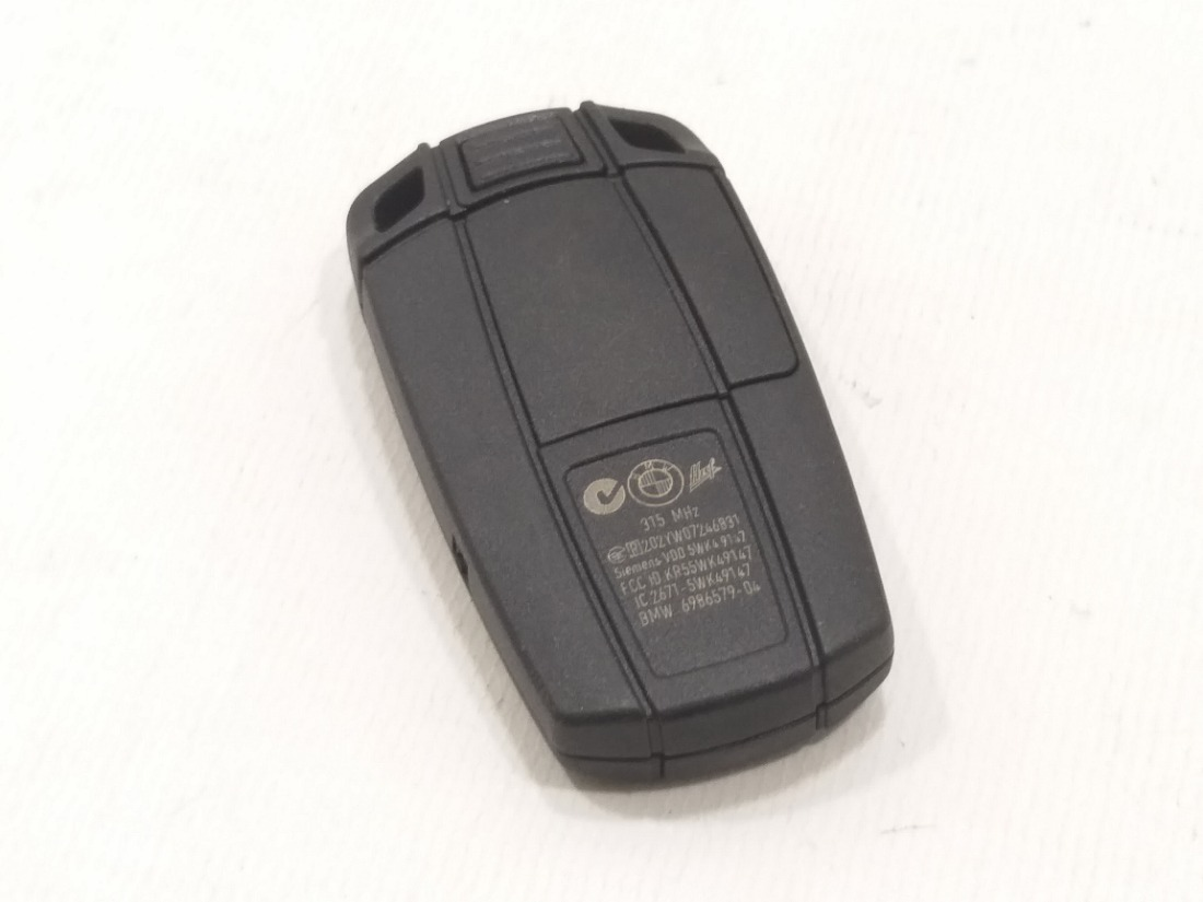 Чип ключ BMW