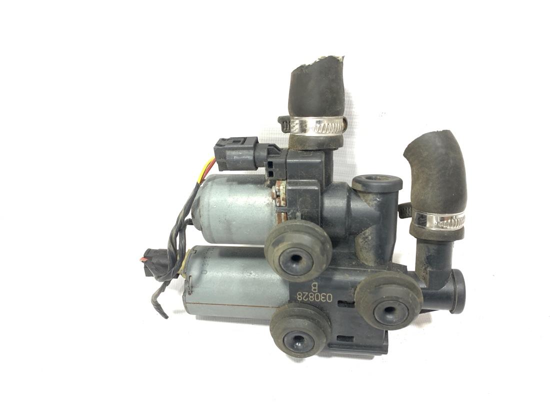 Клапан печки 3-Series 2001 E46 N42B20