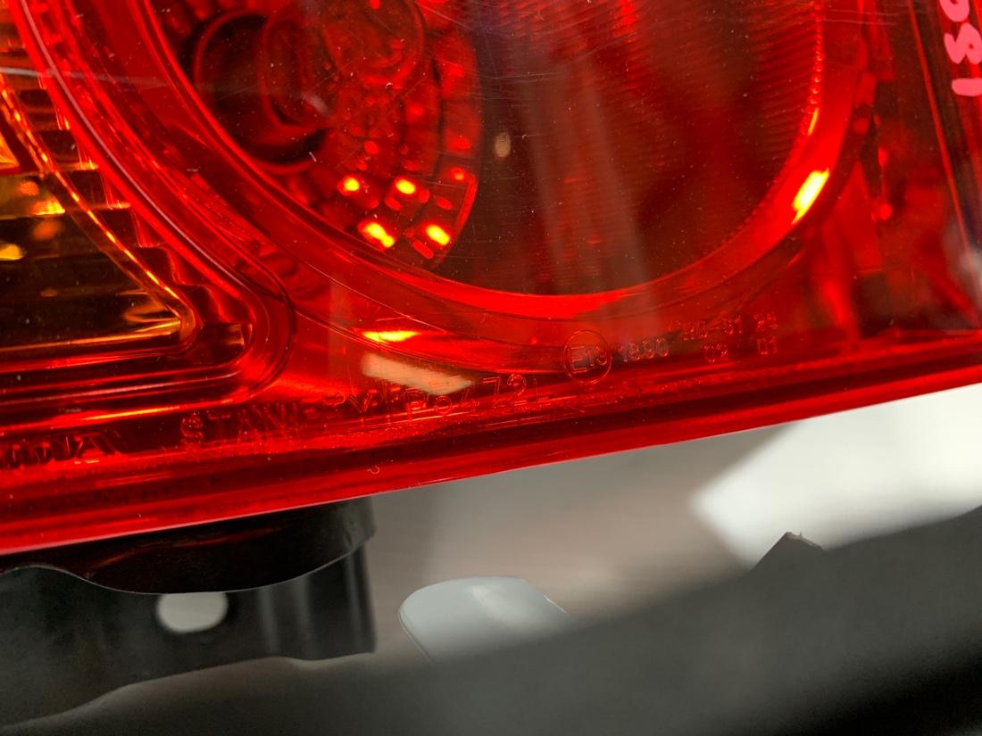 Стоп-сигнал Accord 2006 CL7 K24A