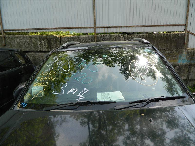 Лобовое стекло SUZUKI GRAND VITARA 2005 TD54W J20A 84510-65J10-5PK Б/У