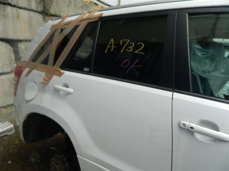 Дверь задняя правая SUZUKI GRAND VITARA 2005 TD54W J20A 68003-65833-000 Б/У