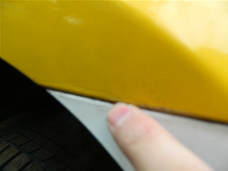Крыло переднее правое SUZUKI GRAND VITARA TD54W J20A