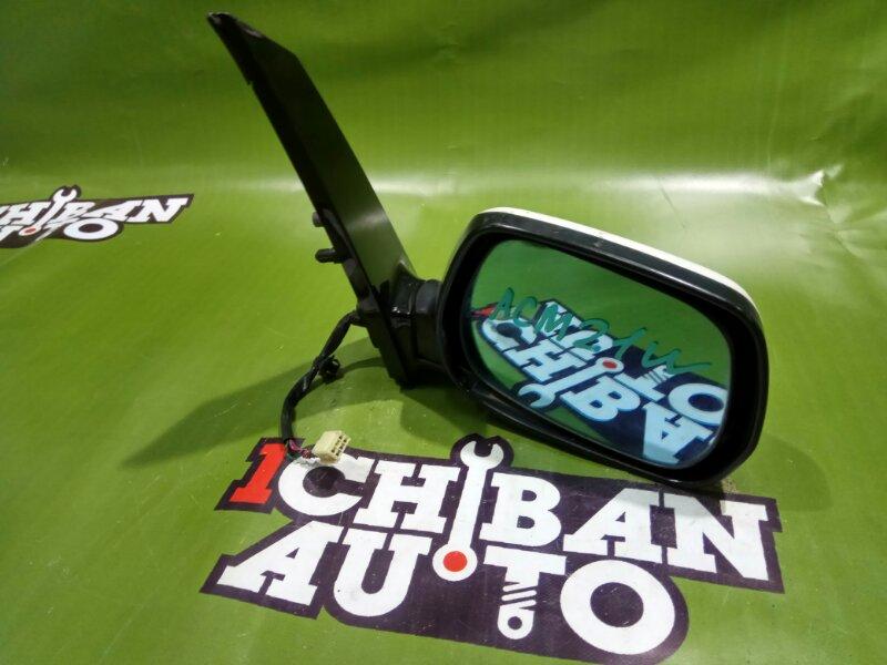 Зеркало бокового вида переднее правое TOYOTA IPSUM ACM21 2AZ-FE контрактная