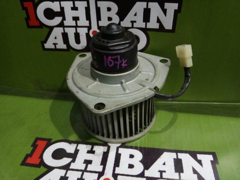 Мотор печки SUZUKI ALTO HB11S 74150-70B00 контрактная