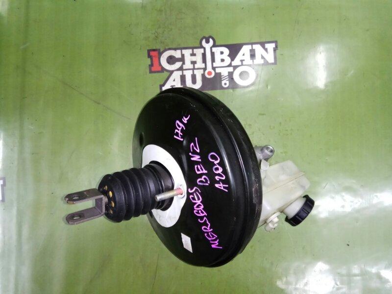 Главный тормозной цилиндр MERCEDES A200 W169 266M200 контрактная