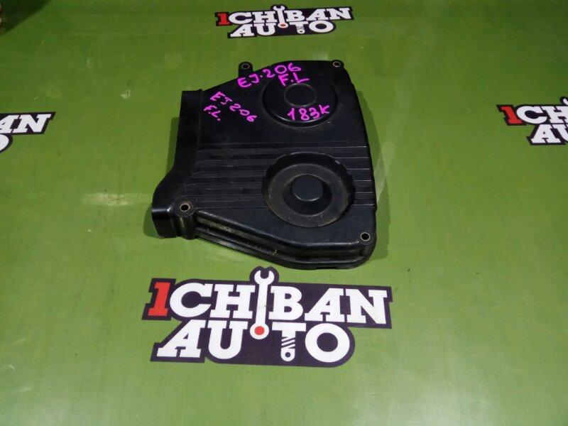 Крышка лобовины левая SUBARU LEGACY BH5 EJ206 контрактная