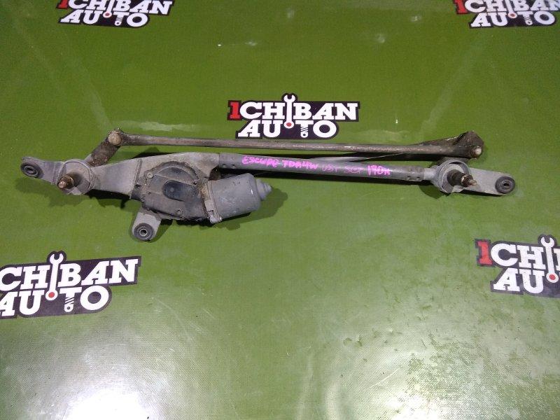 Мотор дворников передний SUZUKI ESCUDO 2008 TDA4W контрактная