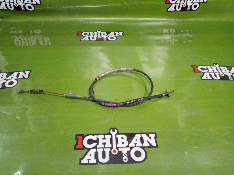 Тросик ручника левый NISSAN SERENA KBC23 контрактная