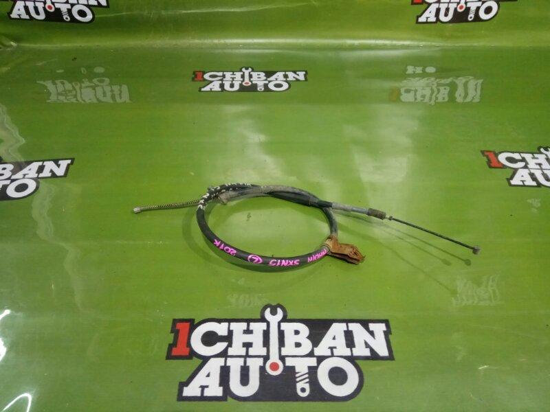 Тросик ручника левый TOYOTA NADIA SXN15 46430-44020 контрактная