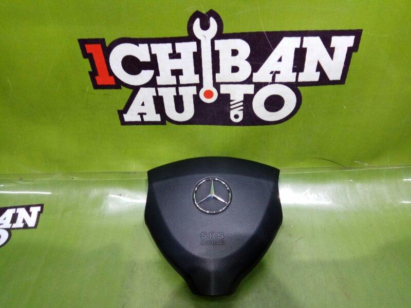 Airbag на руль MERCEDES A200 контрактная